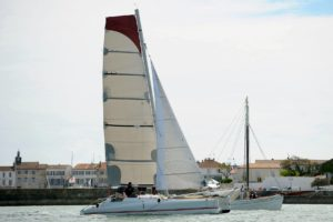 stage de voile adulte